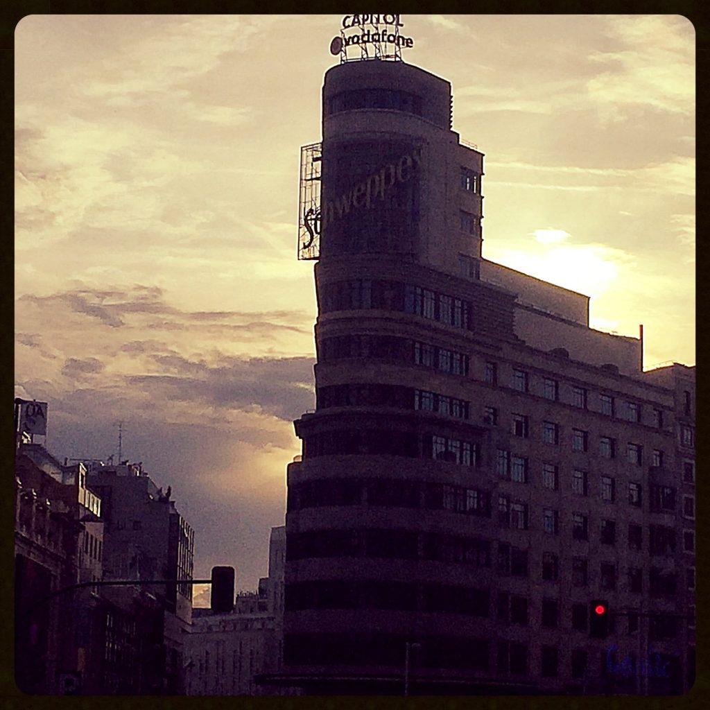 Madrid Capitol building