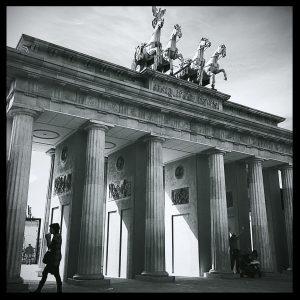 Europa Park Madrid Brandenburg gate