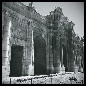 Europa Park Madrid Alcala Gate