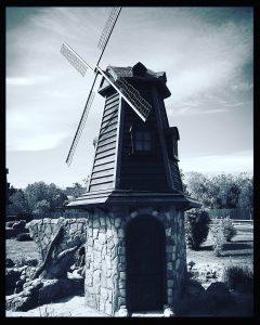 Europa Park Madrid Holand windmills