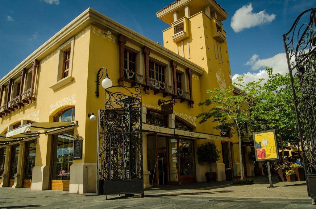Las Rozas Village luxury discount Gucci