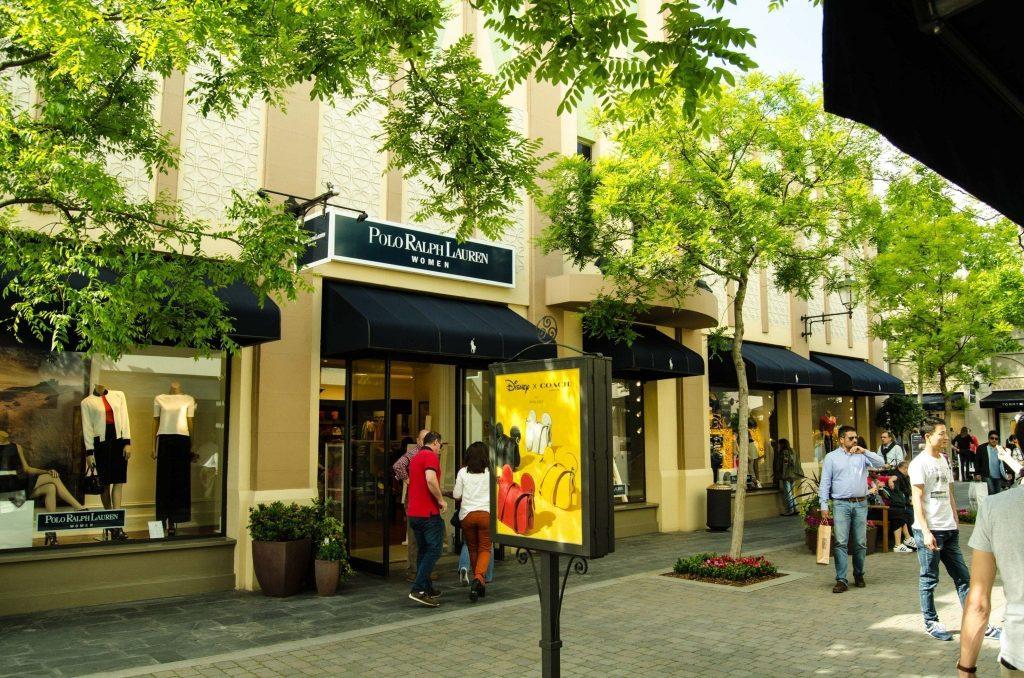 Las Rozas Village luxury discount Polo Ralph Laurent