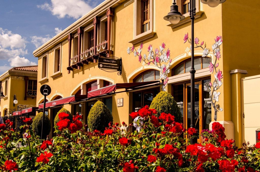 Las Rozas Village luxury discount