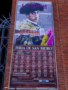 Las Ventas Manolete San Isidro program 2017