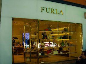 Furla luxury shopping in Madrid