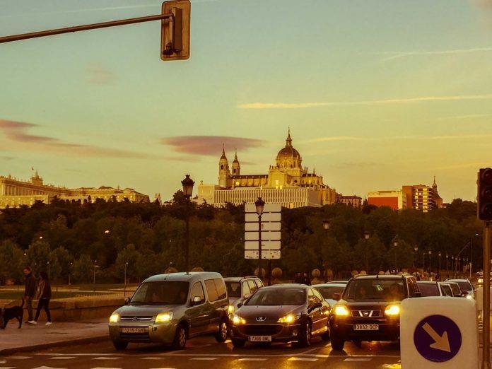 Madrid car renting service