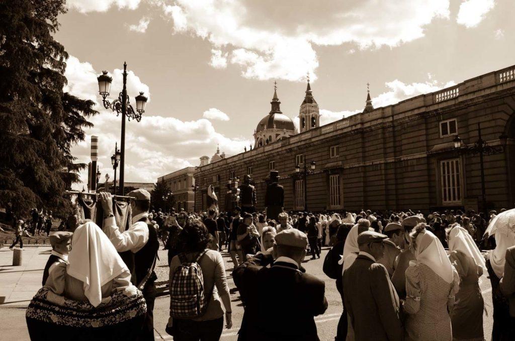 Madrid Royal Palace San Isidro