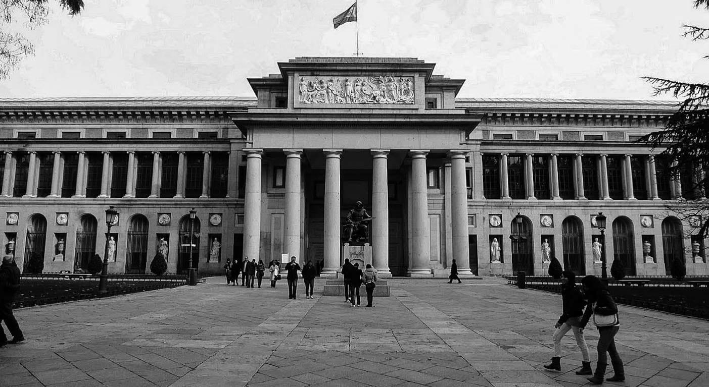 Prado museum of Madrid masters painters